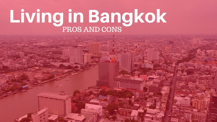 Living in bangkok pros and cons quarter life epiphany Pros and cons of living in an apartment