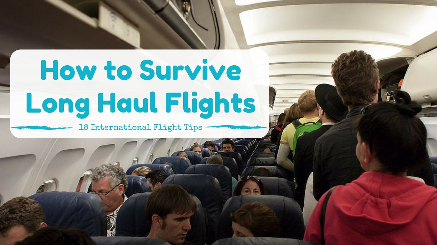 secrets to know for long airline flights